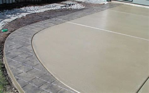 concrete color mix sted concrete services in shreveport bossier city