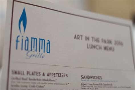 Fiamma Grille by Visiting Plymouth Fiamma Grille In The Park More