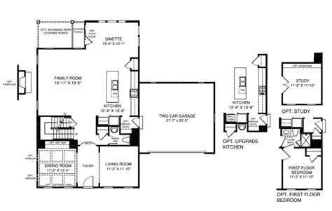 100 mitchell homes floor plans chanda floor plan