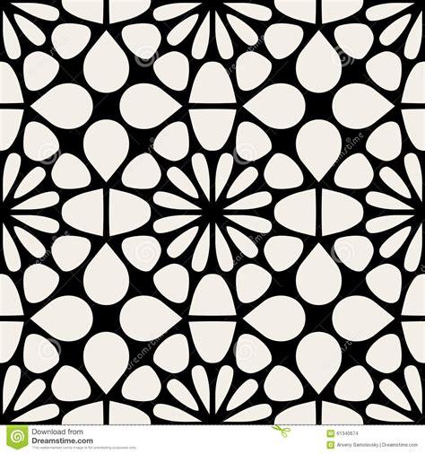 pattern geometric black vector black white seamless geometric square lace grid