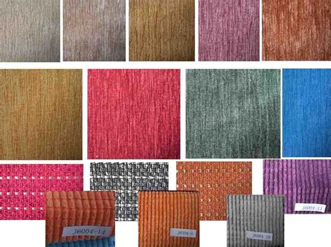 different couch materials clothes fabric types