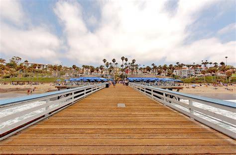 pier beach orange county piers california beaches