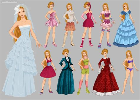 design real clothes disney princess o c wardobe kirsche commission by