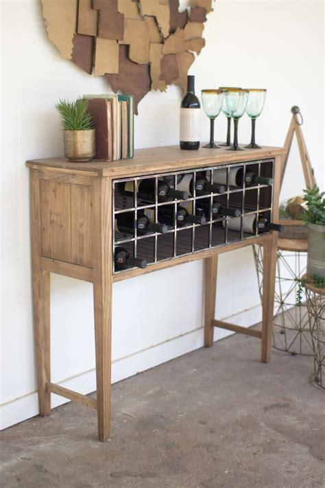 Unique Diy Home Decor Best 25 Wine Rack Table Ideas On Pinterest Wine
