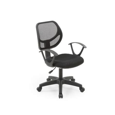 target office chairs office chair black hodedah import target