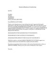 investment cover letter template