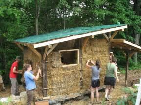 Build Backyard Workshop 2011 Straw Bale Workshop Blue Rock Station S Blog
