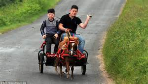Appleby horse fair begins in cumbria and is already hit by row over