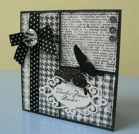 Juhi Handmade Cards - craft die made cards juhi s handmade cards thanks