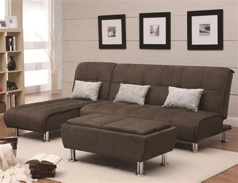 Brown Fabric Sofa Coaster 300276 Brown Fabric Sofa Bed A Sofa