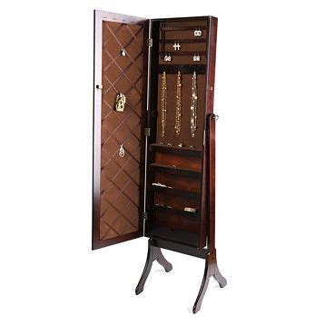 kirklands jewelry armoire cheval jewelry armoire mothers jewellery and i want