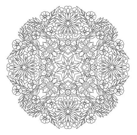 coloring pages mandalas for experts 17 best images about mandala coloring on pinterest