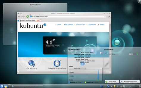 desktop themes kubuntu kubuntu 11 04 alpha 2 released and reviewed omg ubuntu