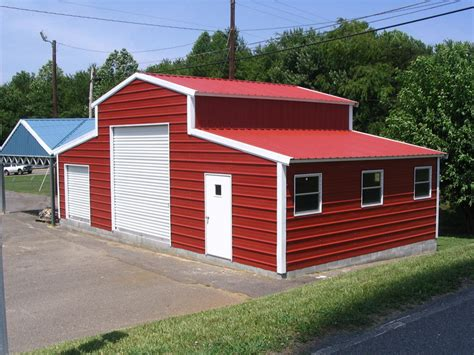 Home Plans With Rv Garage by Arkansas Metal Carports Metal Barns See Our Different