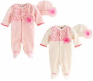 Sale cute infant coveralls pink ruffle clothing newborn baby girl