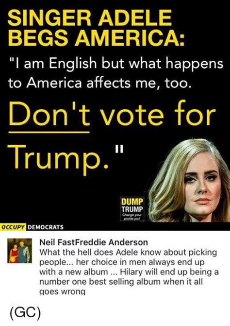 it occurs to me that i am america new stories and books adele publicly takes on donald
