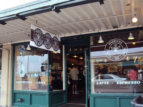 Starbucks Pike Place the starbucks 1912 pike place starbucksmelody