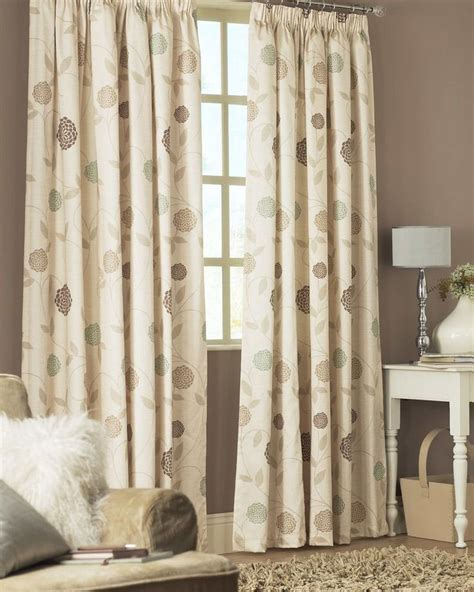 extra long cream curtains 17 best images about ready made curtains on pinterest