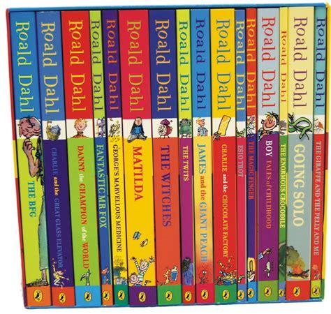 Roald Dahl Collection roald dahl collection 16 books box set new rrp 163 99 99 ebay