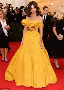 katie holmes disney style yellow marchesa dress falls