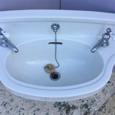 crane wall mount sink trenton pottery works wall mount sink with crane faucet