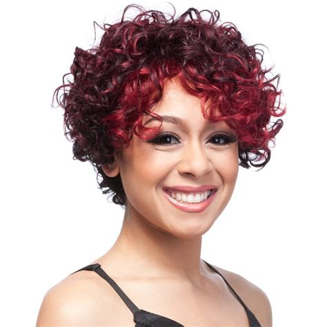 short wigs for black women round face human hair wig hh britney by it s a wig short curly wigs