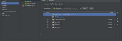 android studio import library importing library in android studio