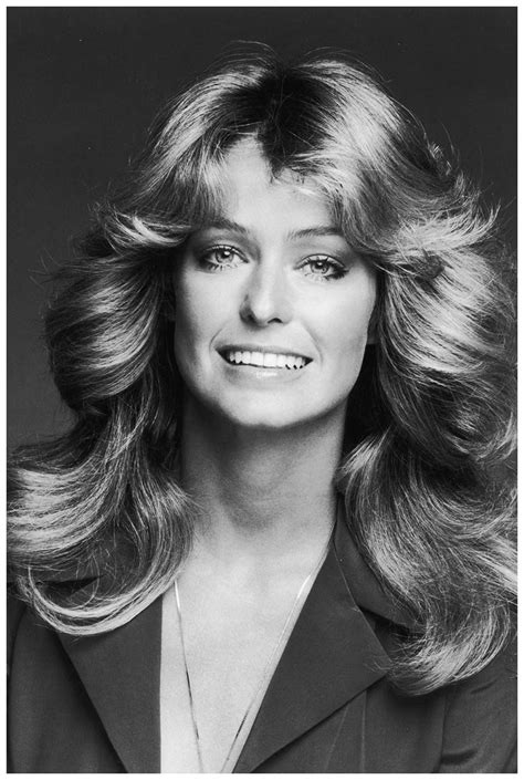 1975 hairstyles for women farrah fawcett muses cinematic women the red list