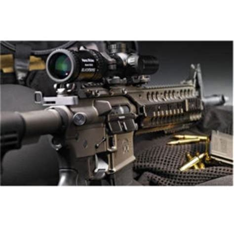 the best rifle scopes for ar 15 (optics & reviews of 2017)