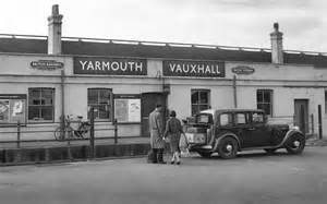 Vauxhall Yarmouth Great Yarmouth 1960s
