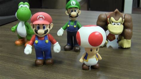 Mario Figure Isi 6 Fig 0630 cgr undertow mario five inch figures review