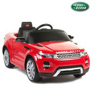 Electric Ride On Car Singapore Range Rover 12v Ride On Car Electric Power Wheels W