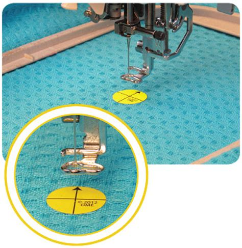 Embroidery Placement Stickers