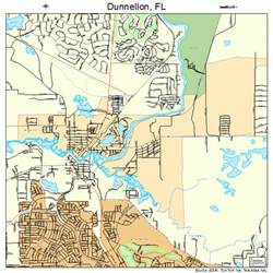 where is dunnellon florida on the map dunnellon florida map 1218675