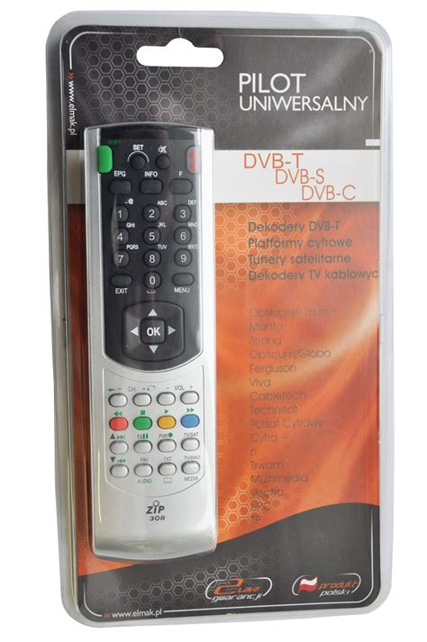 Remote Receiver Dvb Universal dvb t dvb s dvb c universal remote fernbedienungen emerx eu