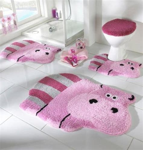 41 awesome fabulous bathroom rugs for kids 2015