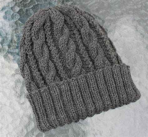 knit cable hat pattern cables twists hat knitting patterns and crochet