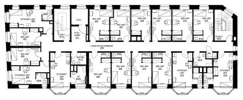 typical hotel floor plan st george hotel rehab of a historic structure bol 237 var