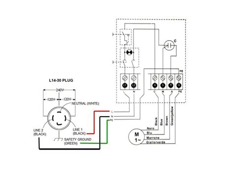 how to wire a well diagram wiring diagram with