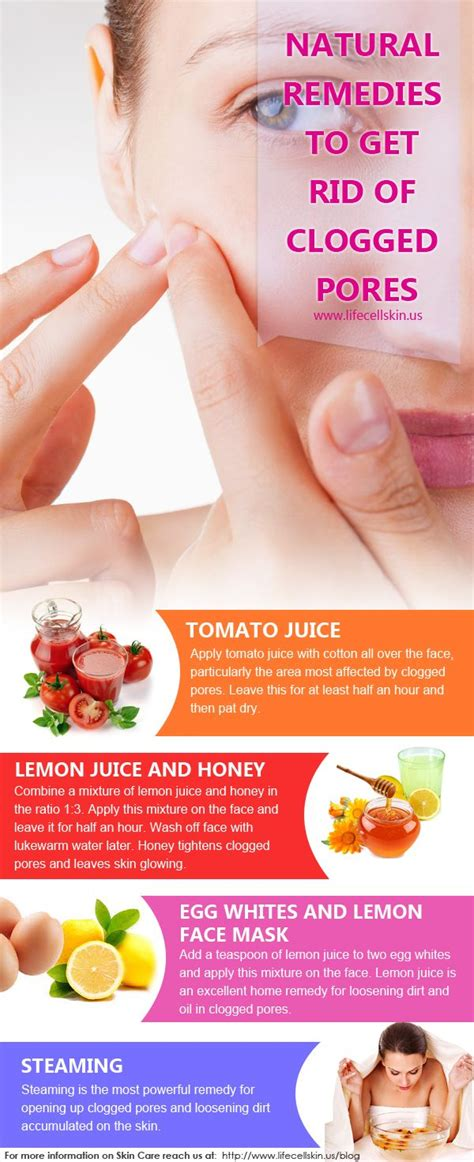 Congested Skin Detox by 4 Ultimate Ways To Get Rid Of Clogged Pores Skin