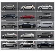 Toyota Car Models 2