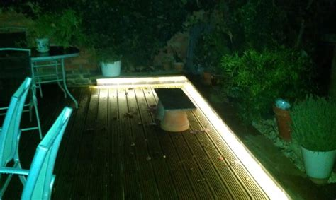 lights in garden light up your garden with led lights instyle led