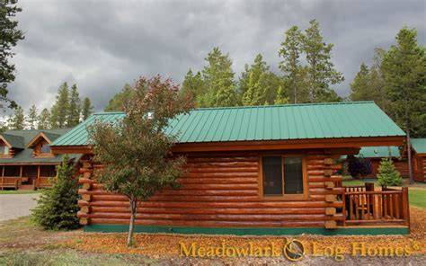 20 X 20 Log Cabin by 16x20 Log Cabin Meadowlark Log Homes