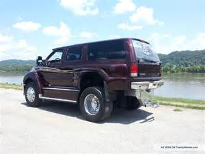Ford Excursion Conversion 2008 Ford F 650 Excursion Conversion