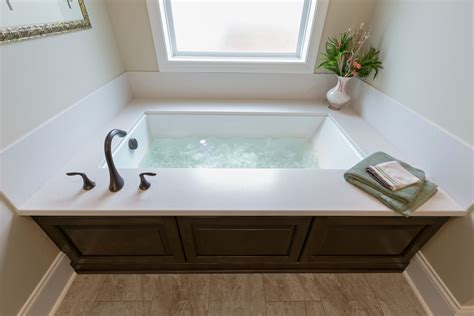 corian bathtub bathrooms dynamic design build com