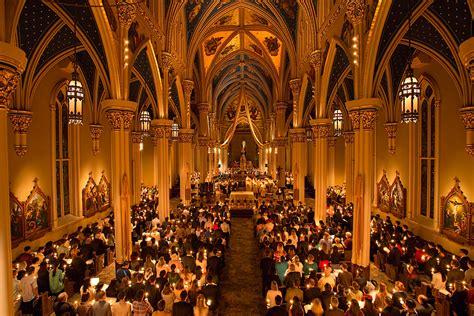 evening mass catholic church