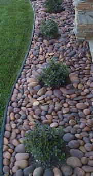 Landscape Rock Cost Per Yard Best 25 Lawn Edging Ideas On Flower Bed
