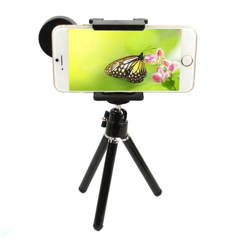 Mobile Handphone Telescope With Universal Holder 8x zoom optical lens telescope universal holder for mobile cell phone ebay украина