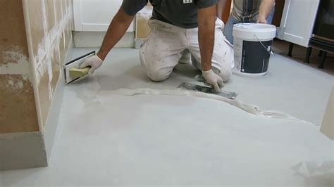 microcemento sobre azulejos de gres en suelo de cocina youtube