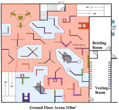 laser tag floor plan best laser tag floor plan images flooring area rugs